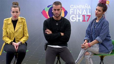 Meri, Bea O Rodrigo, ¿quién Ganará 'gran Hermano 17'?