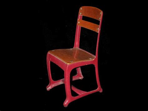 american seating church school chair housewerks salvage