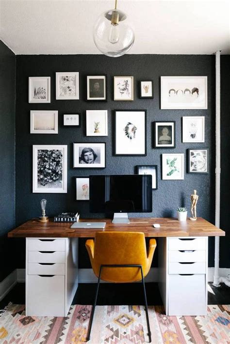 bureau decoration 1000 ideas about work spaces on offices home