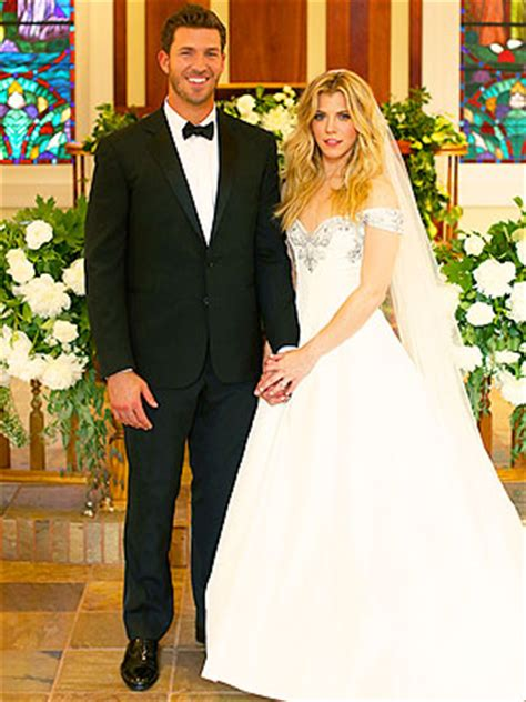 kimberly perry official wedding photo  jp arencibia