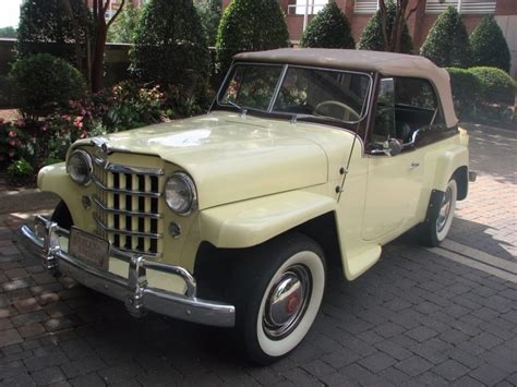 jeep jeepster for sale 1950 willys jeepster for sale