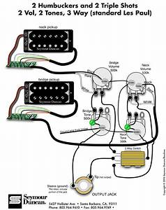 Stacks Stack 3 Pickup Seymour Duncan Wiring Diagram