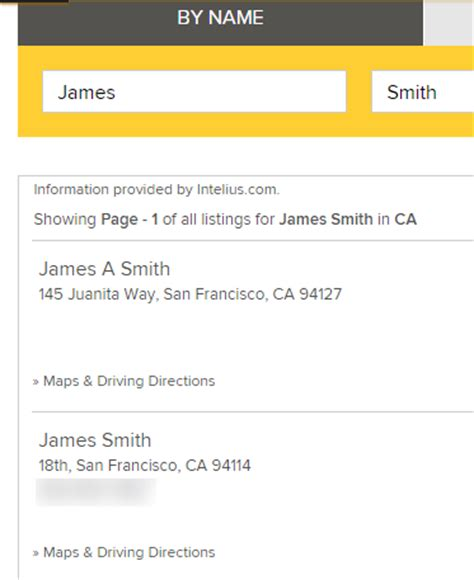 anywho phone lookup 4 websites to find contact information of in usa