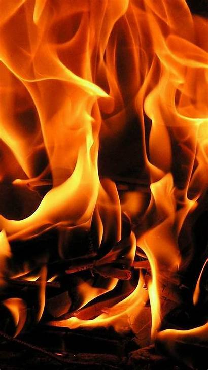 Fire Iphone Wallpapers Apple Firefighter Screensavers Backgrounds