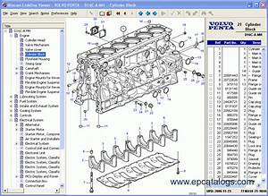 Volvo Penta Epc Ii Spare Parts Catalog Download
