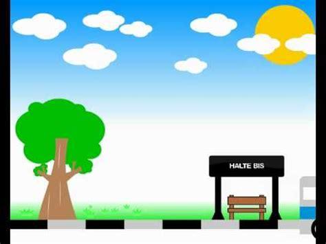 animasi berangkat sekolah atdaniwarrior youtube