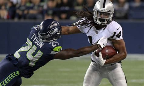 highlights  seattle seahawks   loss  oakland raiders