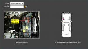 2004 Mercedes E320 Relay Location  Wiring Diagram  Amazing Wiring Diagram Collections