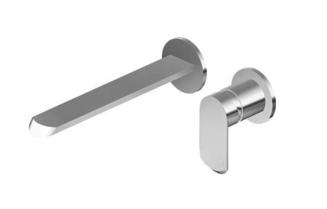 Phase Wall Mounted Lavatory Faucet w/Single Handle
