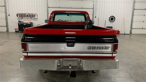 chevrolet  square body   southern belle motorious