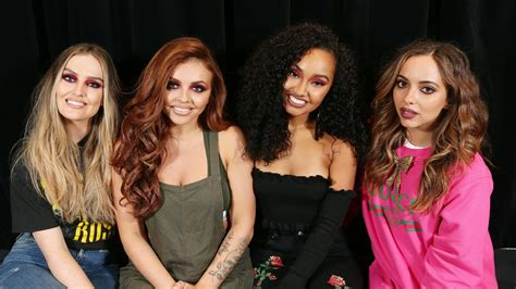 Girl group Little Mix set their sights on the big screen ...