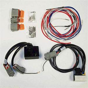 Wp 374 Big Dog 2004 Up Ehc Kit  Wire Plus Complete Kit