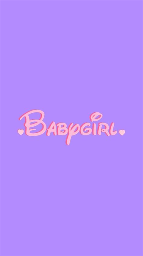 Girly Home Screen Wallpaper Quotes by Wallpaper Babygirl Wallpaper Aesthetic