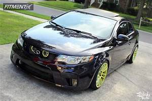 2010 Kia Forte Koup Avid1 Av20 Megan Racing Coilovers