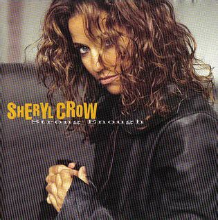 strong  sheryl crow song wikipedia