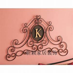 48 best iron wall decor images on pinterest With wrought iron letters for wall