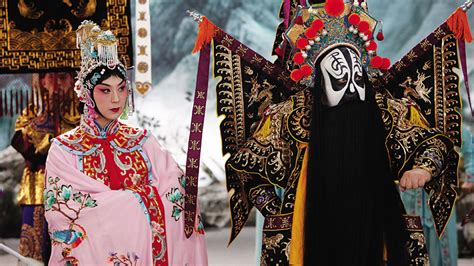 China Presents First Beijing Opera Filmed In 3d