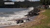Tsunami hits New Zealand - YouTube