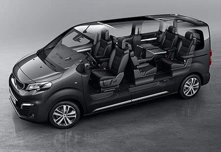 peugeot expert 9 places peugeot traveller business r 233 servez un essai