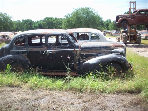 Auto Ranch Parts Cars Buick Back