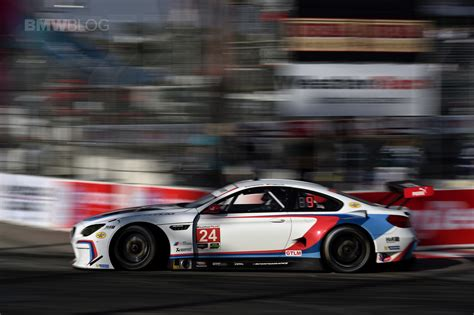 First Win For The New Bmw M6 Gt3