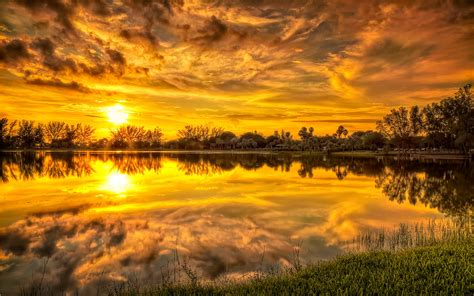 Landscapes Hdr Photography Wallpaper  2560x1600 227307