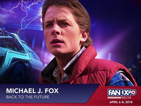 dallas fan expo 2018 michael j fox will be at the 2018 fan expo dallas