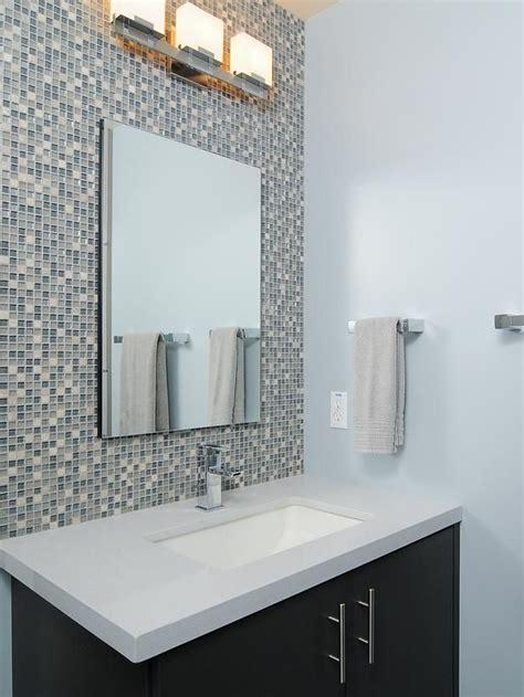 Contemporary Bathroom Backsplash Ideas by 81 Best Images About Bath Backsplash Ideas On