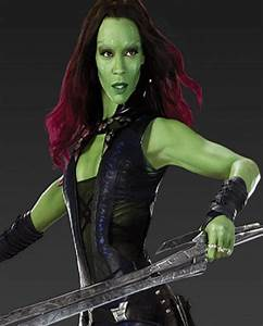 Gamora Guardians of The Galaxy Vest | Top Celebs Jackets