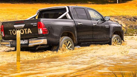 toyota hilux review  caradvice