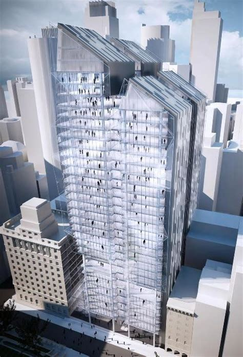 Major tower plans considered over Sydney's Wynyard Station