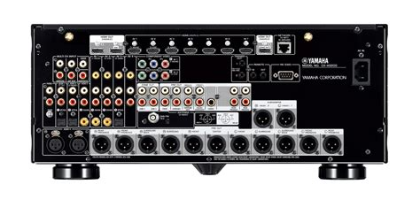 Yamaha Cx A5200 11 2 Channel Av Processor With Dolby Atmos West Coast Hi Fi