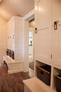 basement mudroom ideas pictures brick floor cottage laundry room smith river