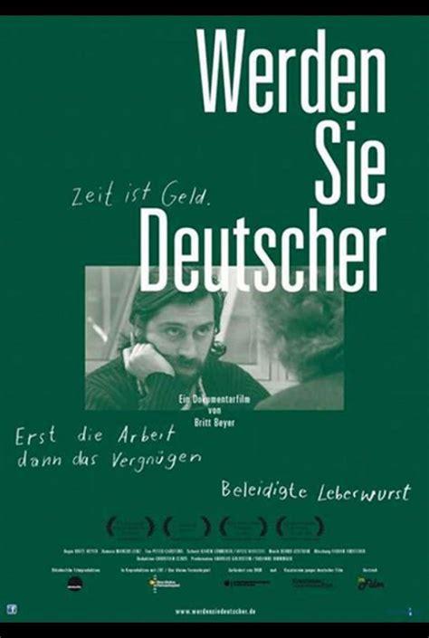 Werden Sie Deutscher  Film, Trailer, Kritik