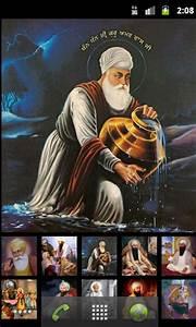 Ten Sikh Gurus Live Wall Paper 1.0 Download (Free)