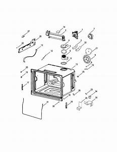 Fisher  U0026 Paykel Os302b Electric Wall Oven Parts