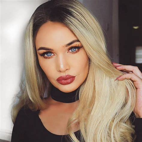 Blonde Hair Black Roots Long Curly Blonde Ombre Black Roots Wig Heat Resistant