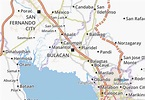 Bulacan Map: Detailed maps for the city of Bulacan ...
