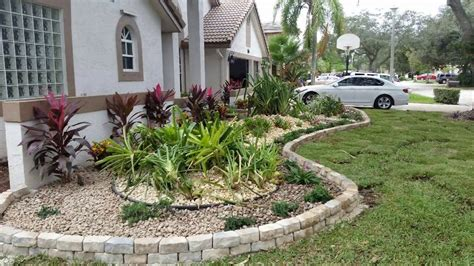 Landscaping Ideas For Front Yard In South Florida Yards
