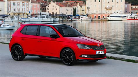skoda fabia  tsi ps monte carlo  review car