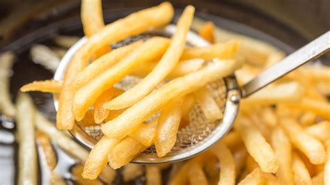 deep frying fried food chicken today fries french