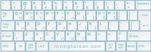 type korean loving korean boyfriend in korea With cute letters keyboard