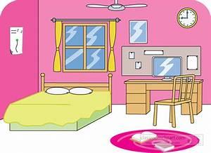 Clipart bedroom (photos and video) WylielauderHouse com