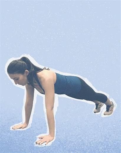 Arm Workouts Shoulder Plank Taps Mckenzie Cordell