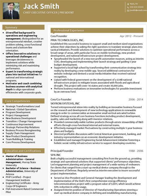 Corporate Cv Template by Cv Templates Professional Curriculum Vitae Templates
