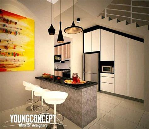 reka bentuk dapur idaman desainrumahidcom