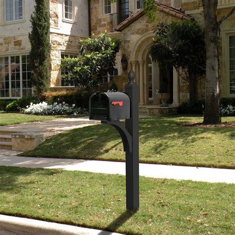 wrought iron mailbox post decorative wrought iron mailbox post the decoras 1666