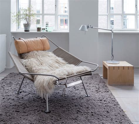 pp225 flag halyard chair by hans j wegner