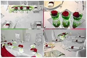 Rosen Im Glas : hochzeitsdeko mit roten rosen im glas diamanthochzeit pinterest rote rosen blumendeko und ~ Eleganceandgraceweddings.com Haus und Dekorationen
