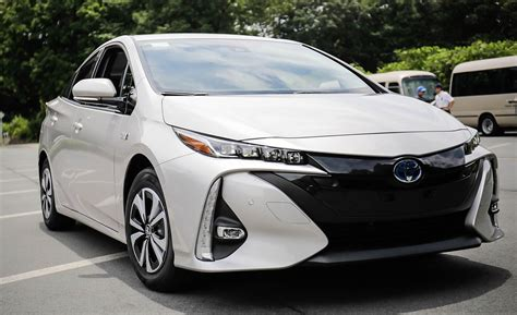 Hybrid Car Price by 2017 Toyota Prius Prime In Hybrid Drive Review